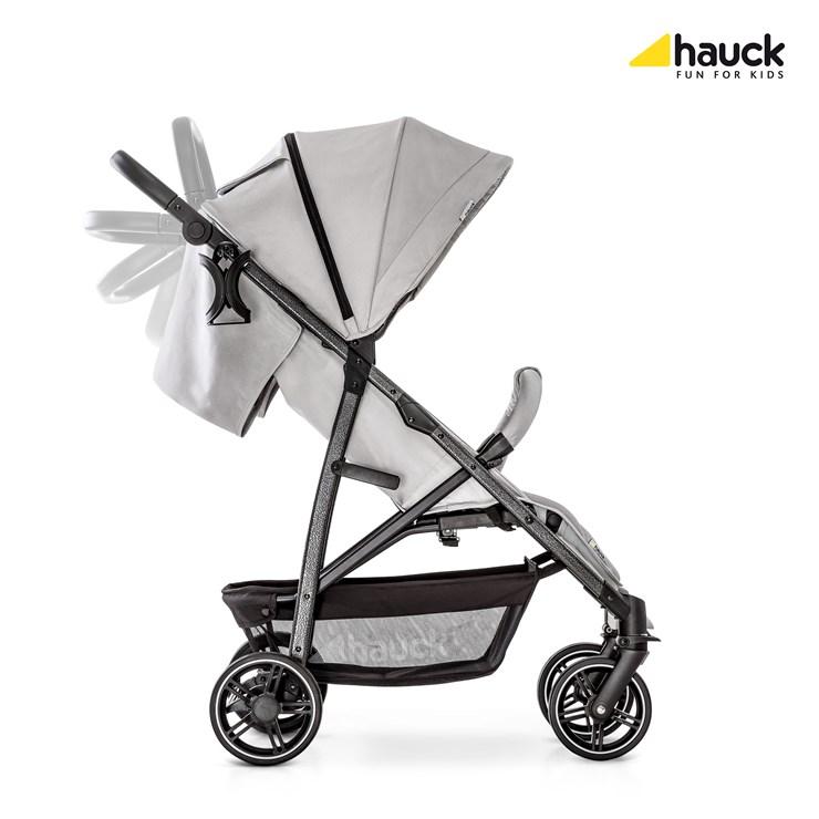 Hauck Rapid 4S Lunar/Stone detský kočík - Brendon - 21786702