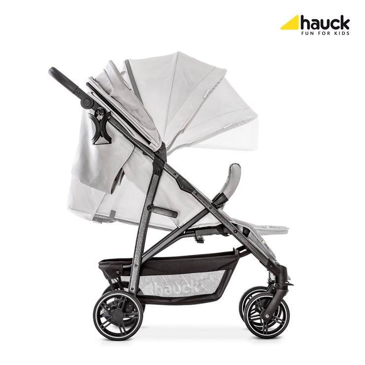 Hauck Rapid 4S Lunar/Stone detský kočík - Brendon - 21787002