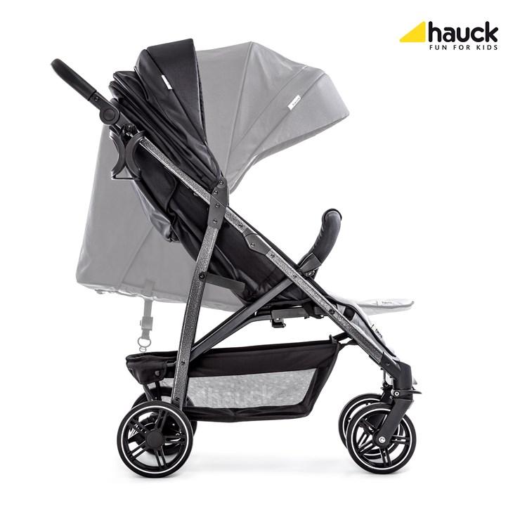 Hauck Rapid 4S Caviar/Stone detský kočík - Brendon - 21787702