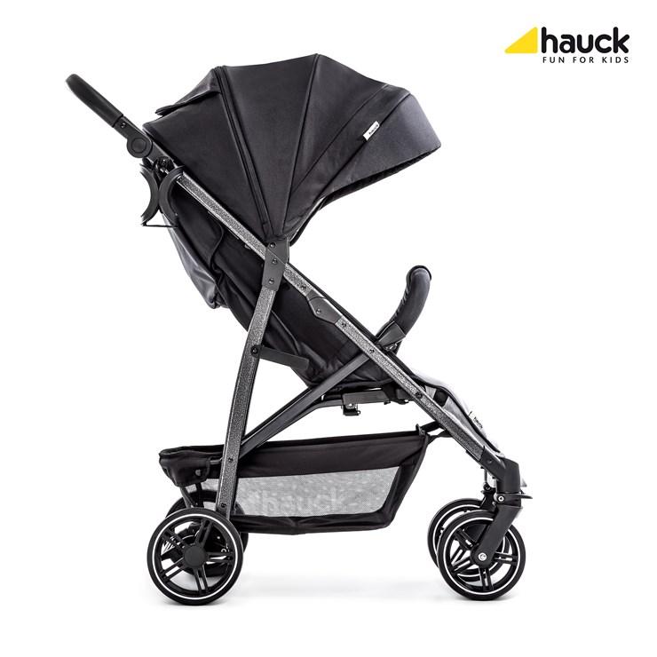 Hauck Rapid 4S Caviar/Stone detský kočík - Brendon - 21788002