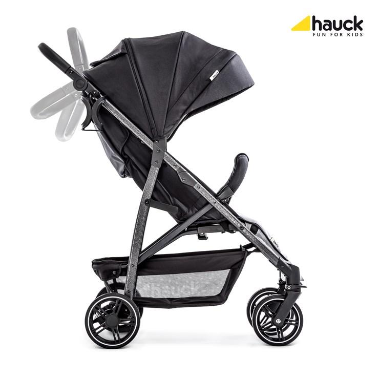 Hauck Rapid 4S Caviar/Stone detský kočík - Brendon - 21788202