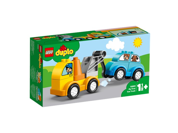 LEGO DUPLO My First Tow Truck 10883  stavebnica - Brendon - 22144602