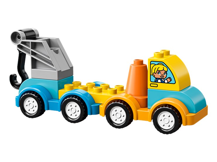 LEGO DUPLO My First Tow Truck 10883  építőjáték - Brendon - 22144701