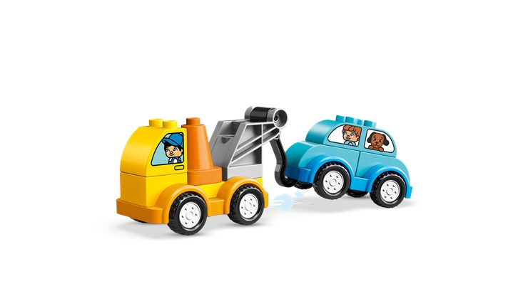 LEGO DUPLO My First Tow Truck 10883  stavebnica - Brendon - 22144802