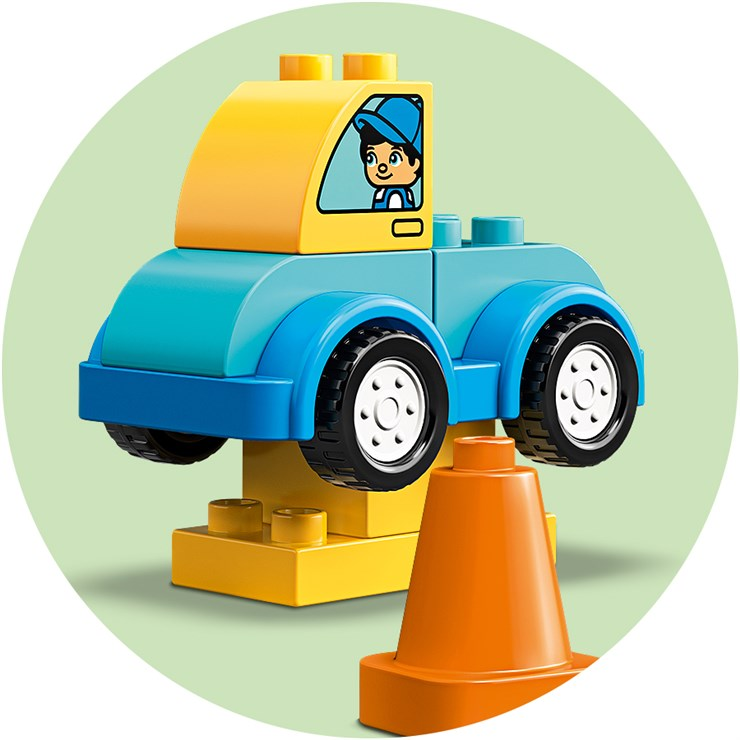 LEGO DUPLO My First Tow Truck 10883  építőjáték - Brendon - 22144901