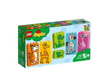 LEGO DUPLO My First Fun Puzzle 10885  építőjáték - Brendon - 22145501