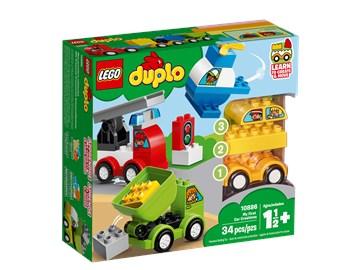 LEGO DUPLO My First Car Creations 10886  építőjáték - Brendon - 22145801