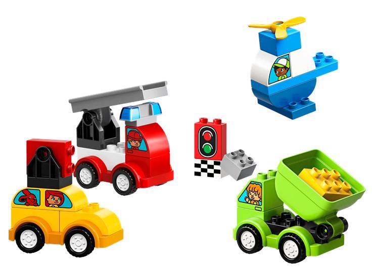 LEGO DUPLO My First Car Creations 10886  stavebnica - Brendon - 22145902