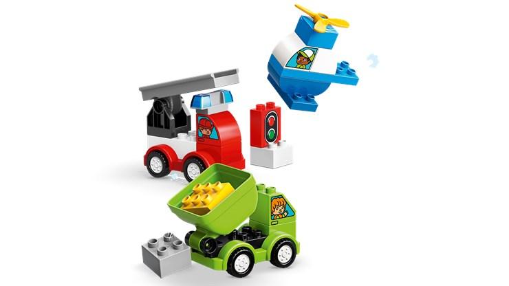 LEGO DUPLO My First Car Creations 10886  stavebnica - Brendon - 22146002