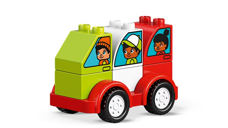 LEGO DUPLO My First Car Creations 10886  stavebnica - Brendon - 22146102
