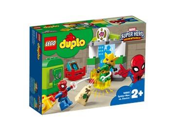 LEGO DUPLO Super Heroes Spider-Man vs. Electro 10893  stavebnica - Brendon - 22146302