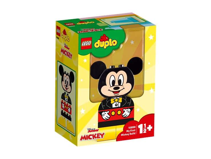 LEGO DUPLO Disney TM My First Mickey Build 10898  építőjáték - Brendon - 22147501