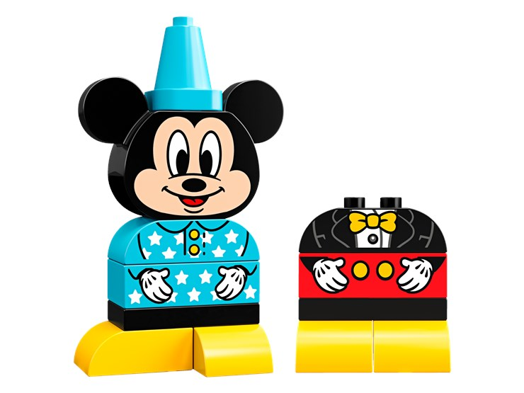 LEGO DUPLO Disney TM My First Mickey Build 10898  stavebnica - Brendon - 22147602
