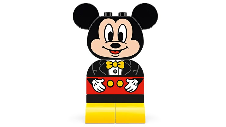 LEGO DUPLO Disney TM My First Mickey Build 10898  építőjáték - Brendon - 22147701