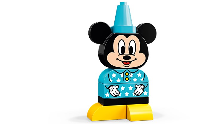 LEGO DUPLO Disney TM My First Mickey Build 10898  építőjáték - Brendon - 22147801