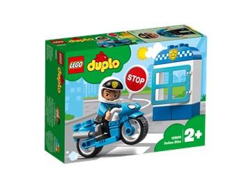 LEGO DUPLO Town Police Bike 10900  építőjáték - Brendon - 22147901