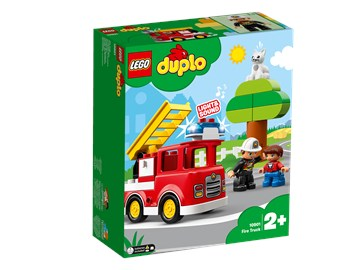 LEGO DUPLO Town Fire Truck 10901  stavebnica - Brendon - 22148202