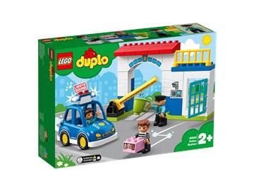 LEGO DUPLO Town Police Station 10902  építőjáték - Brendon - 22148601