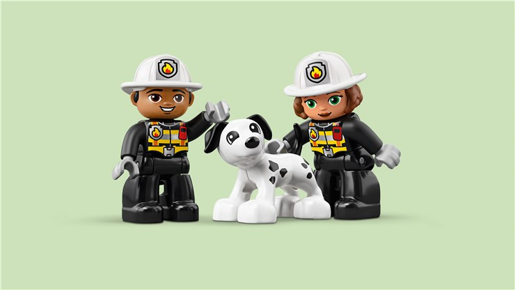 LEGO DUPLO Town Fire Station 10903  stavebnica - Brendon - 22149702