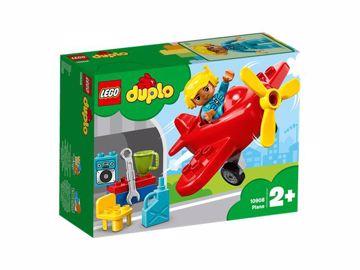 LEGO DUPLO Town Plane 10908  stavebnica - Brendon - 22149802