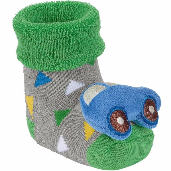 Sterntaler 8341900 542 Grey ponožky - Brendon - 22308802