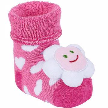 Sterntaler 8341905 779 Orchidee ponožky - Brendon - 22308902
