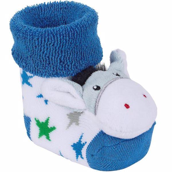 Sterntaler 8341981 379 Blue ponožky - Brendon - 22309002