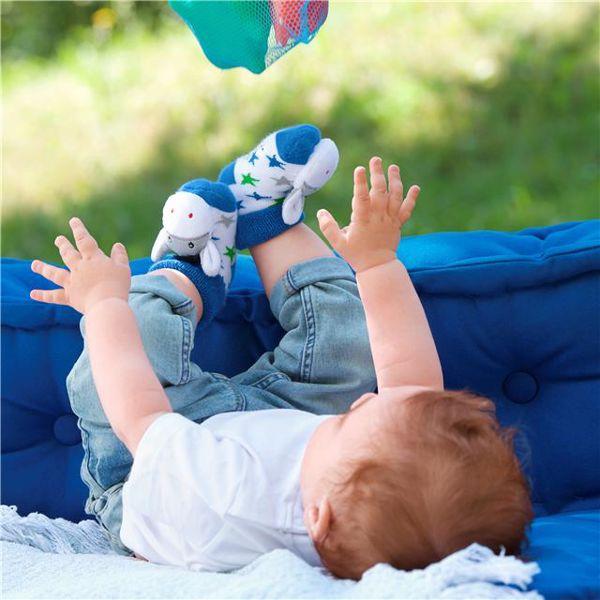 Sterntaler 8341981 379 Blue ponožky - Brendon - 22309102