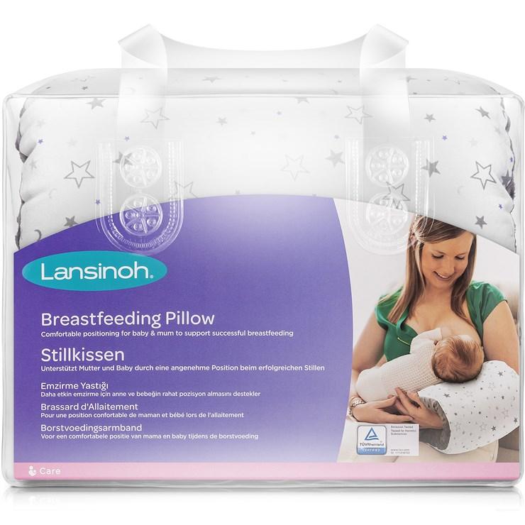 Lansinoh 71095 White Aop szoptatóspárna - Brendon - 22346101