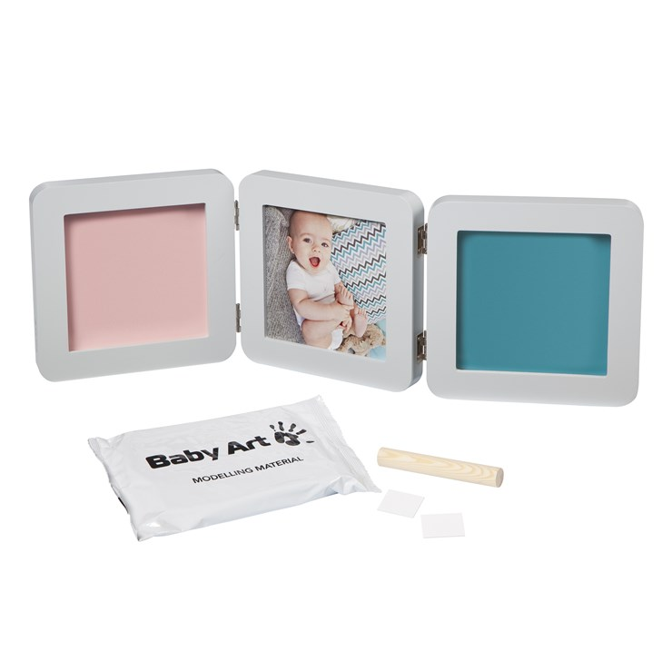 Baby Art My Baby Touch Double Pastel fotorám - Brendon - 22496002