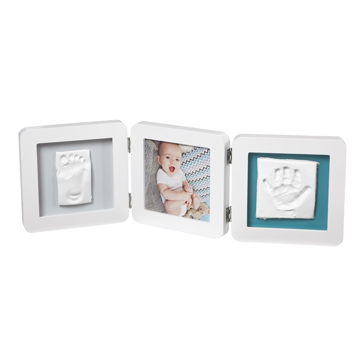 Baby Art My Baby Touch Double White fényképtartó - Brendon - 22496501