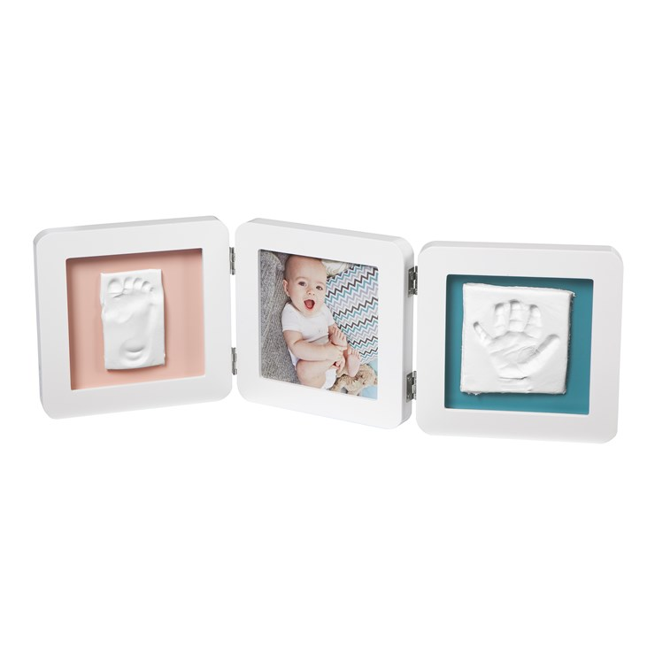 Baby Art My Baby Touch Double White fényképtartó - Brendon - 22496701