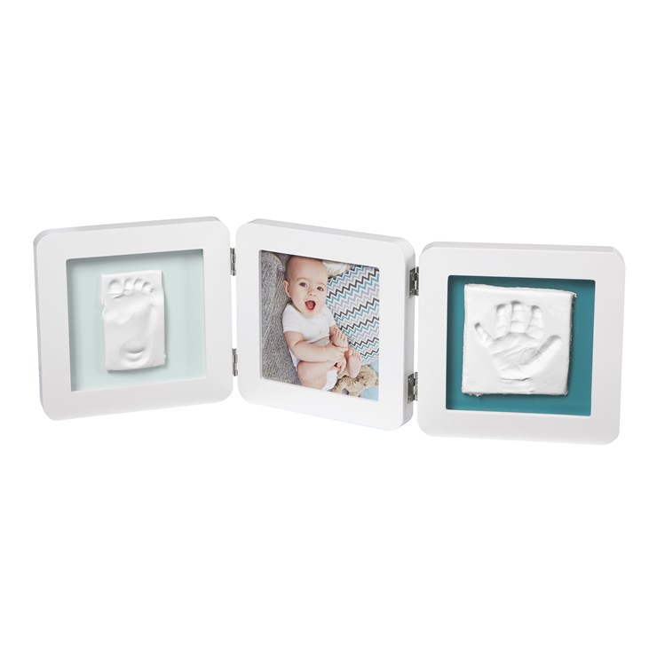 Baby Art My Baby Touch Double White fényképtartó - Brendon - 22496801