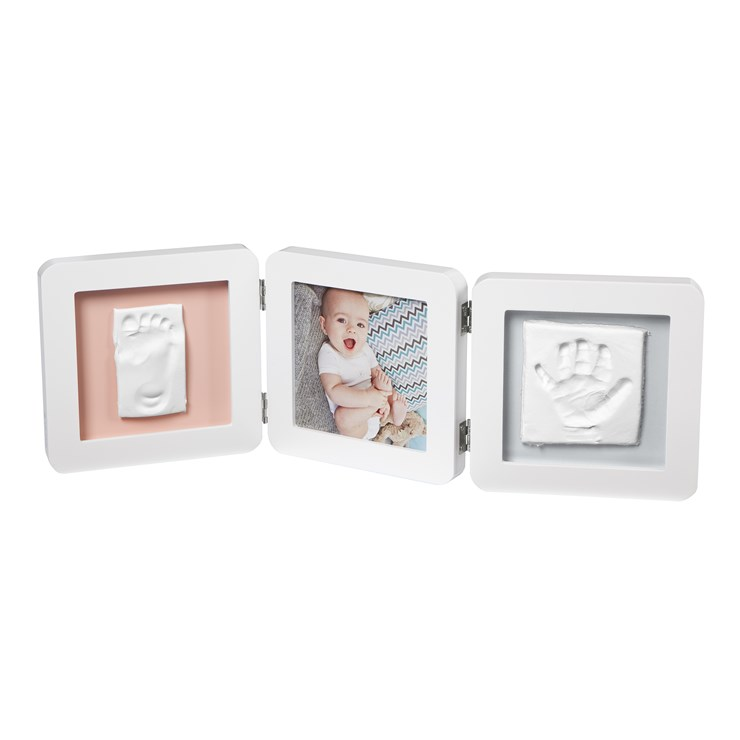 Baby Art My Baby Touch Double White fényképtartó - Brendon - 22496901