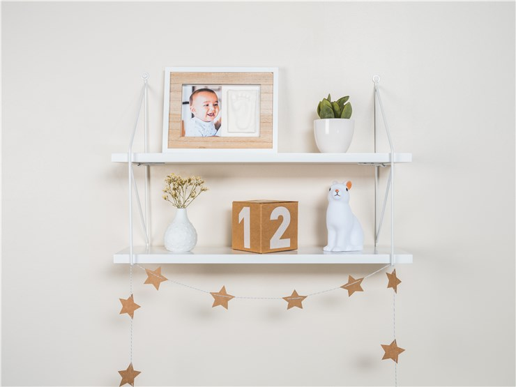 Baby Art Tiny Style Wooden  fotorám - Brendon - 22499302