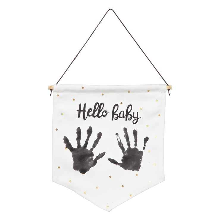 Baby Art My Baby Flag Essentials lenyomatkészítő - Brendon - 22502201