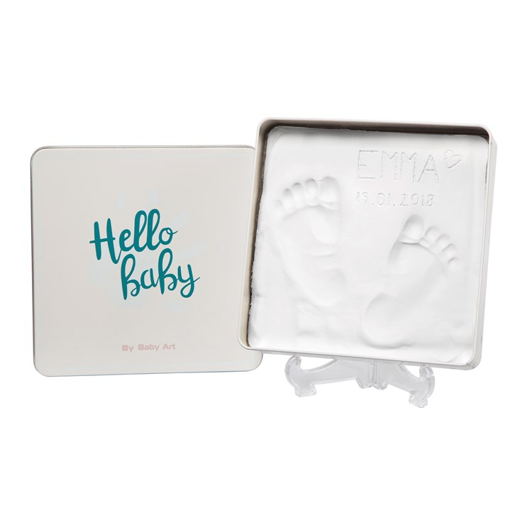 Baby Art Magic Box Essentials square lenyomatkészítő - Brendon - 22503601