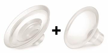 Lansinoh Comfort Fit extra  szívófej mellszívóhoz - Brendon - 22528801