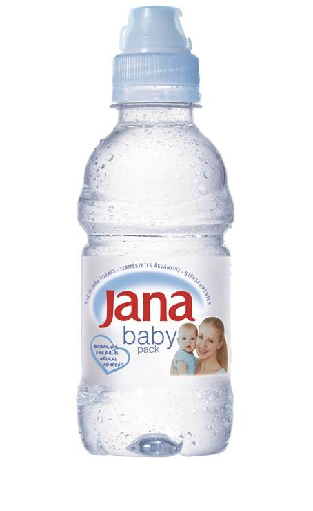 Jana Baby 0,25l sport  babavíz - Brendon - 22543201