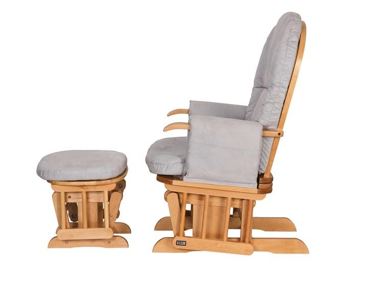 tutti Bambini Recliner Glider Natural szoptatós fotel - Brendon - 22560601