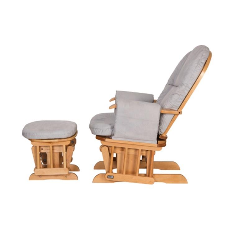 tutti Bambini Recliner Glider Natural szoptatós fotel - Brendon - 22560801