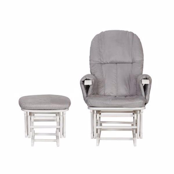 tutti Bambini Recliner Glider White szoptatós fotel - Brendon - 22560901