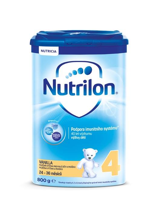 Nutrilon 4 Vanilla 800g  kojenecké mlieko - Brendon - 22599702