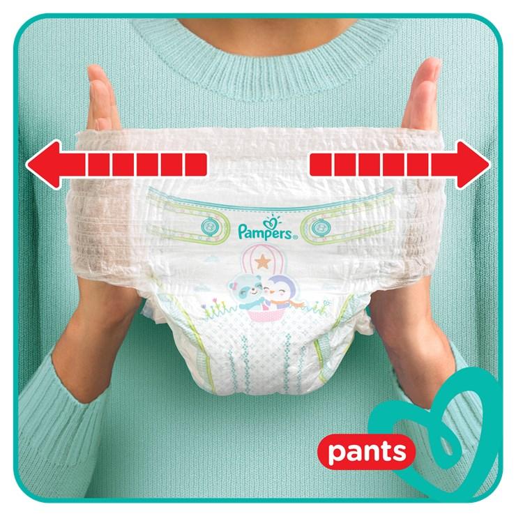 Pampers Pants Jumbo Pack S7 40 pcs  plienkové nohavičky - Brendon - 22820402