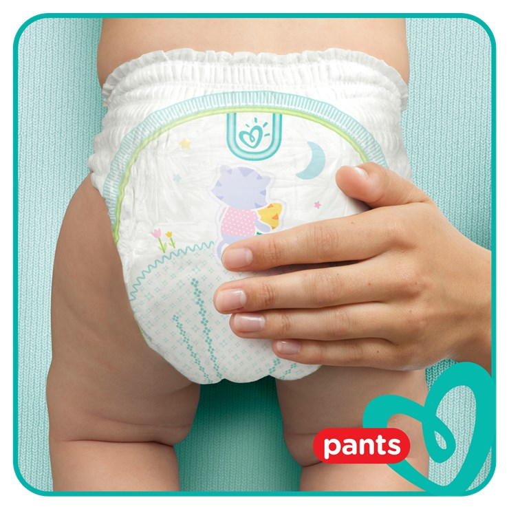Pampers Pants Jumbo Pack S7 40 pcs  plienkové nohavičky - Brendon - 22820502