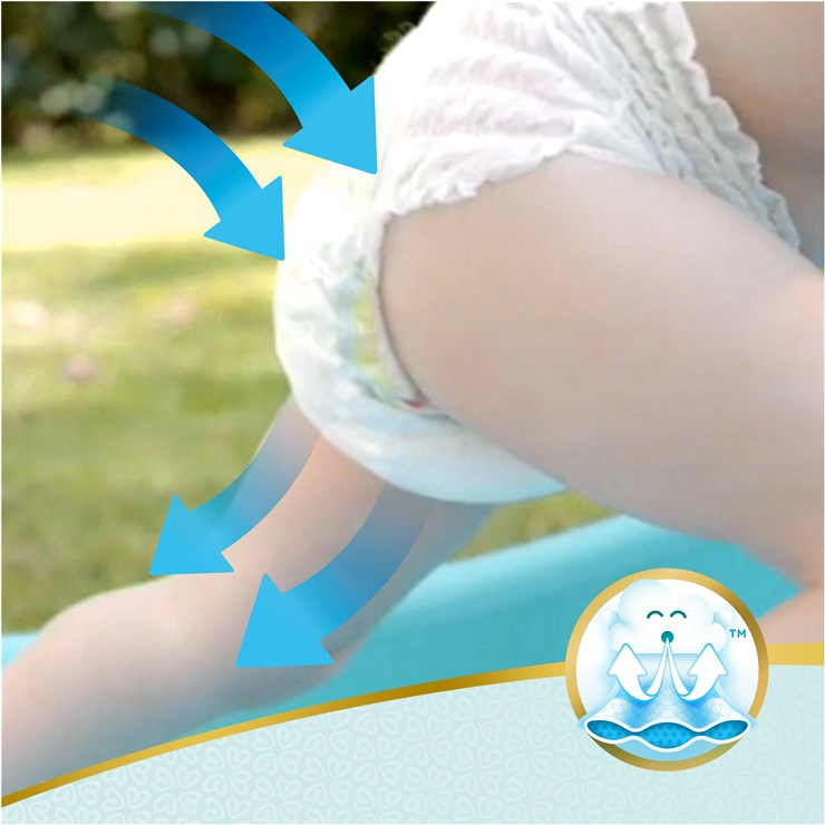 Pampers Pants Premium Care Value Pack S5 34 pcs  bugyipelenka - Brendon - 22822601