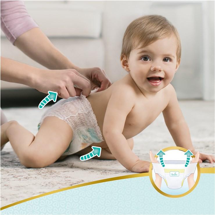 Pampers Pants Premium Care Value Pack S3 48 pcs  plienkové nohavičky - Brendon - 22823702