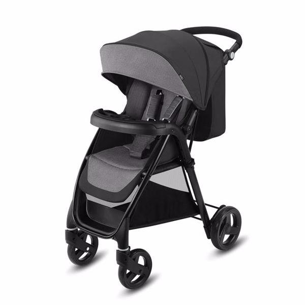CBX Misu Comfy grey detský kočík - Brendon - 22842102