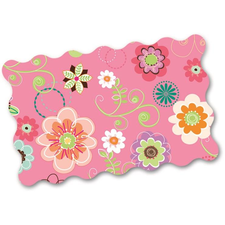 Boppy Nursing/SC Wildflowers vankúš na kojenie - Brendon - 22915302