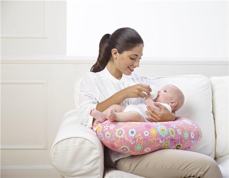 Boppy Nursing/SC Wildflowers vankúš na kojenie - Brendon - 22915502